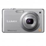 Фотоаппарат Panasonic Lumix DMC-FS11 Silver