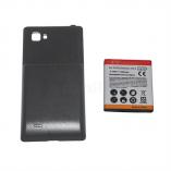 аккумулятор повышенной емкости lg optimus 4x