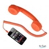 HI-Ring телефонная трубка Оrange