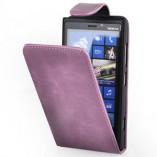 чехол обложка для nokia lumia 920 cover babypink