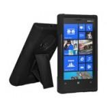 чехол подставка для nokia lumia 920 черная с подставкой
