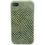 накладка для iphone 4 4s светло зеленая