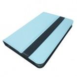 книжка подставка для sony xperia tablet z голубая