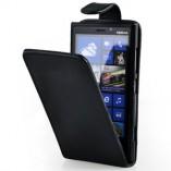 чехол обложка для nokia lumia 920 cover black