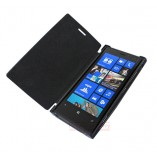чехол black flip для nokia lumia 920 protector
