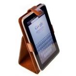 """Чехол подставка """"HTC Flyer Luxe Case"""" Бежевый Крокодиловая кожа"""