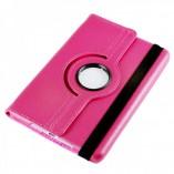 чехол книжка для google nexus 7 вращение 360 градусов розовый