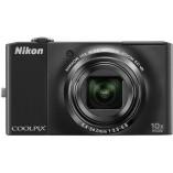 Фотоаппарат Nikon Coolpix S8000