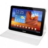Чехол подставка 360 Samsung Galaxy Tab 10.1 Белый