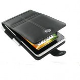 Leather case for HTC Flyer / P510e ( Черный,крокодиловая кожа )