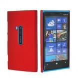 чехол накладка nokia lumia 920 красная