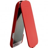 HOCO Real Leather Сase кожаный чехол для Samsung Galaxy S III I9300 Red