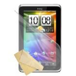 Защитная пленка для HTC Flyer + тряпочка для протирания дисплея