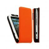 Чехол раскладной для Nokia n8 Оранжевый