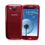 galaxy s3 red