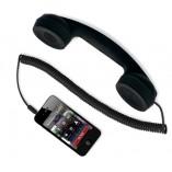 Hi-ring телефонная трубка Black