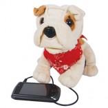 интерактивный пэтч уникальный спикер собачка